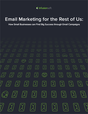 Email Marketing for the Rest of Us ebook