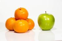 Apples vs. Oranges?